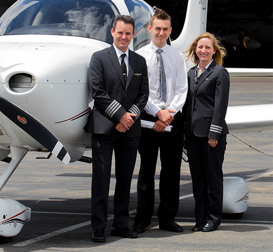 GRAND AVIATION SCHOLARS